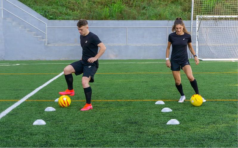 soccer training 6 roxs
